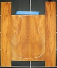 Honduras Mahogany Log 542 B/S OMS Set 19
