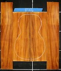 Honduras Mahogany Log 571 B/S PS Set 2