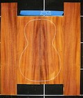 Honduras Mahogany Log 571 B/S PS Set 3