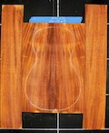 Honduras Mahogany Log 571 B/S PS Set 7