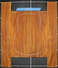 Sinker Honduras Mahogany Log 616 B/S DS Set 8